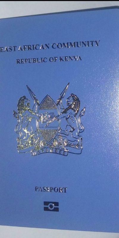 EAF Passport